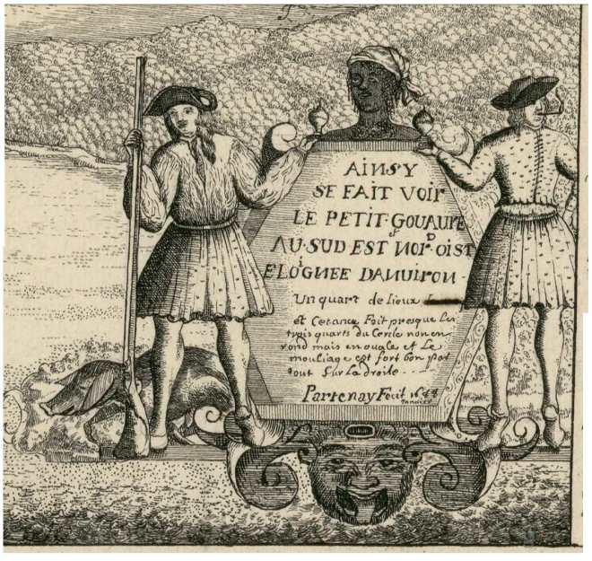 Boucanier et Flibustier Partenay 1688 LR