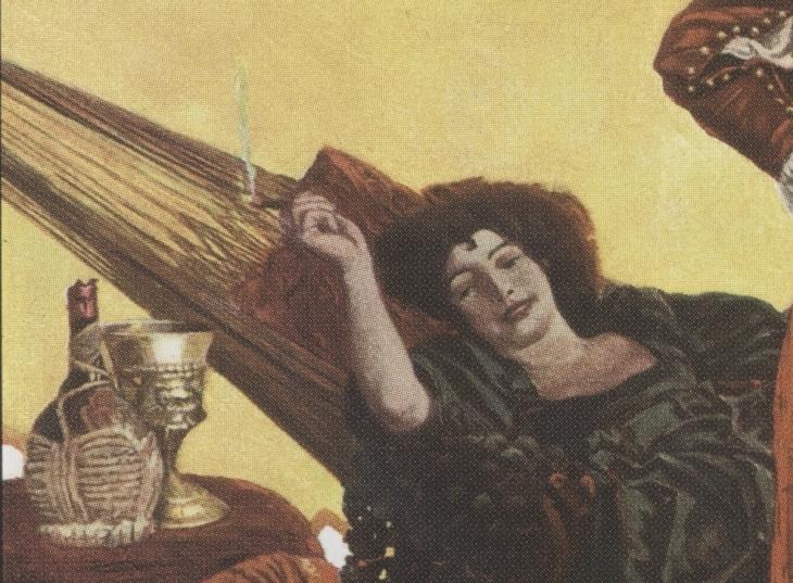 cigar-woman