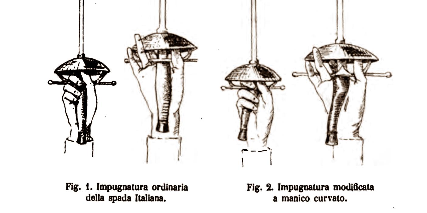 Italian Grips 1885