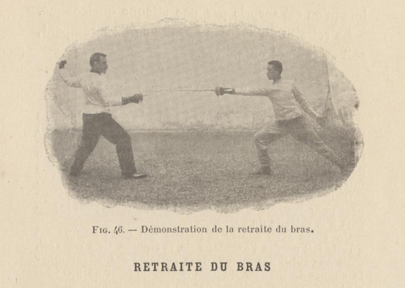 Retreat of Arm