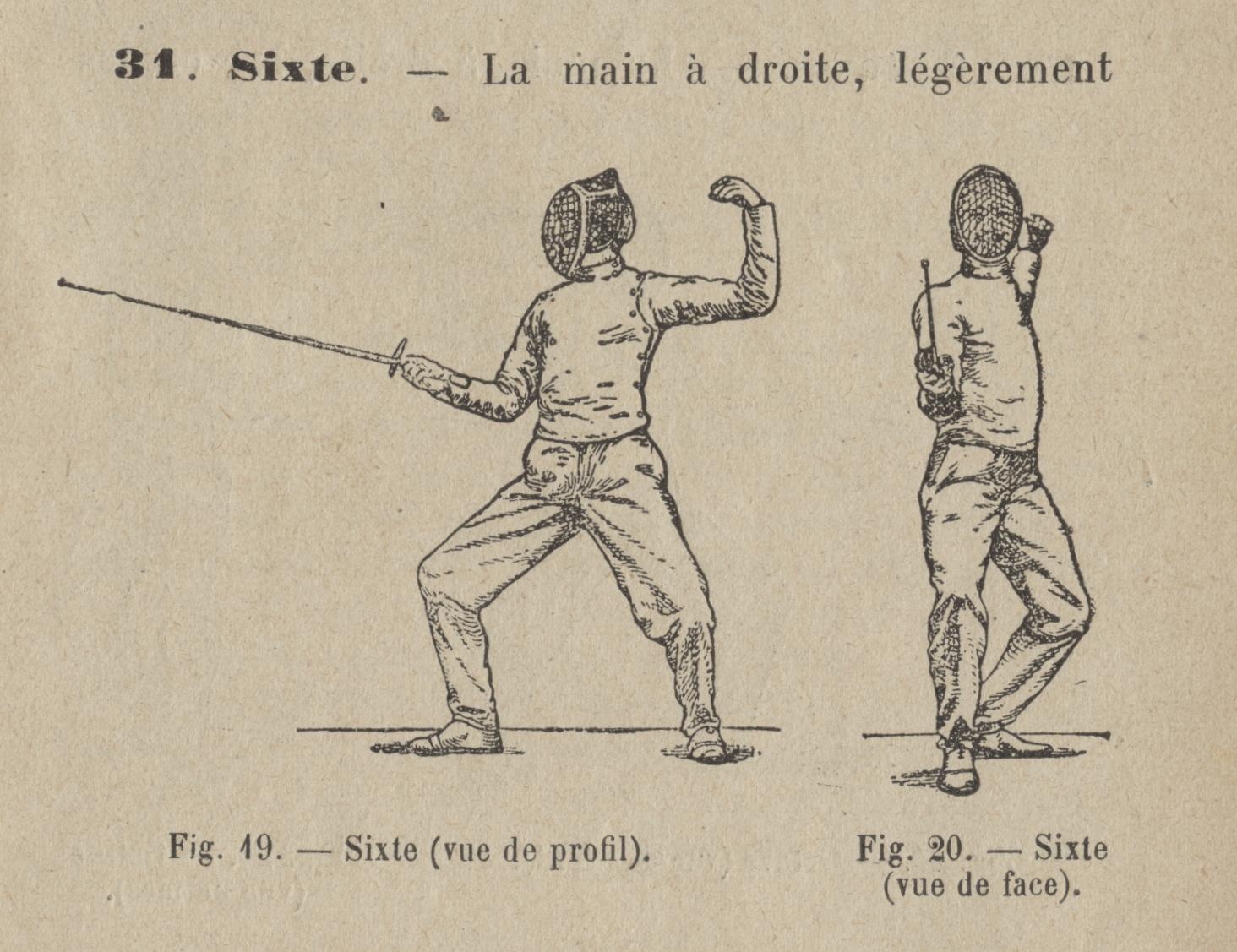 Sixte Reglement
