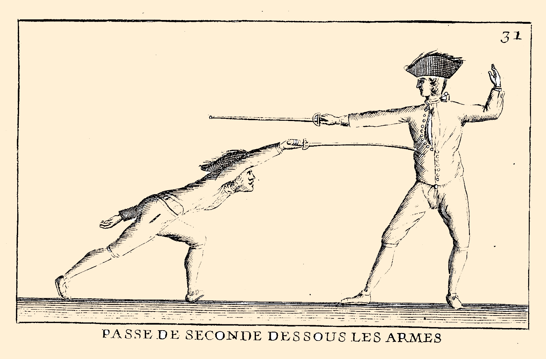 L'Exercise des Armes - Jean Baptiste Le Perche de Coud1