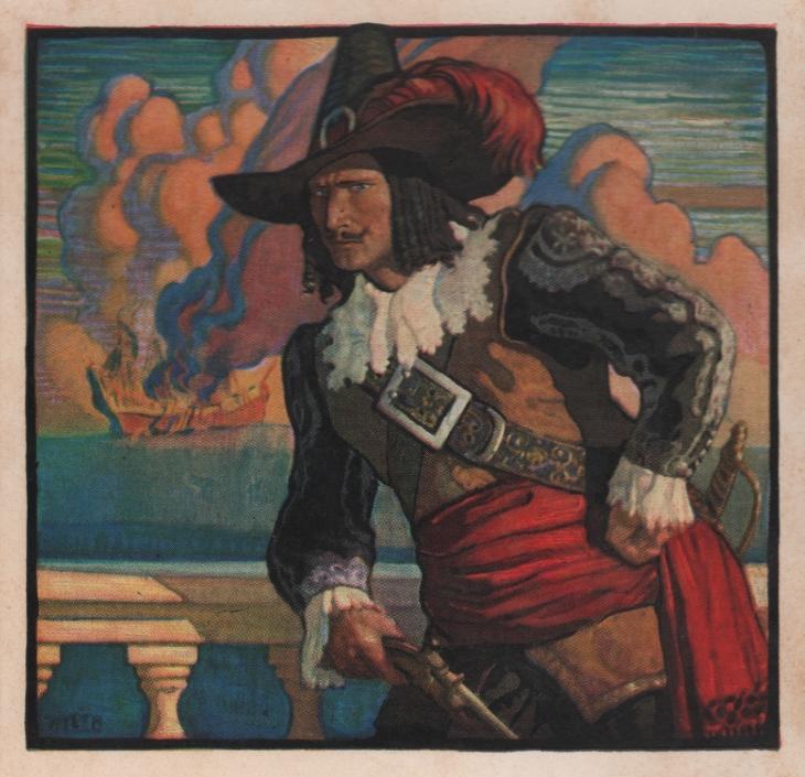 Captain Blood Wyeth