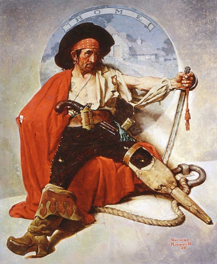 Rockwell Pirate