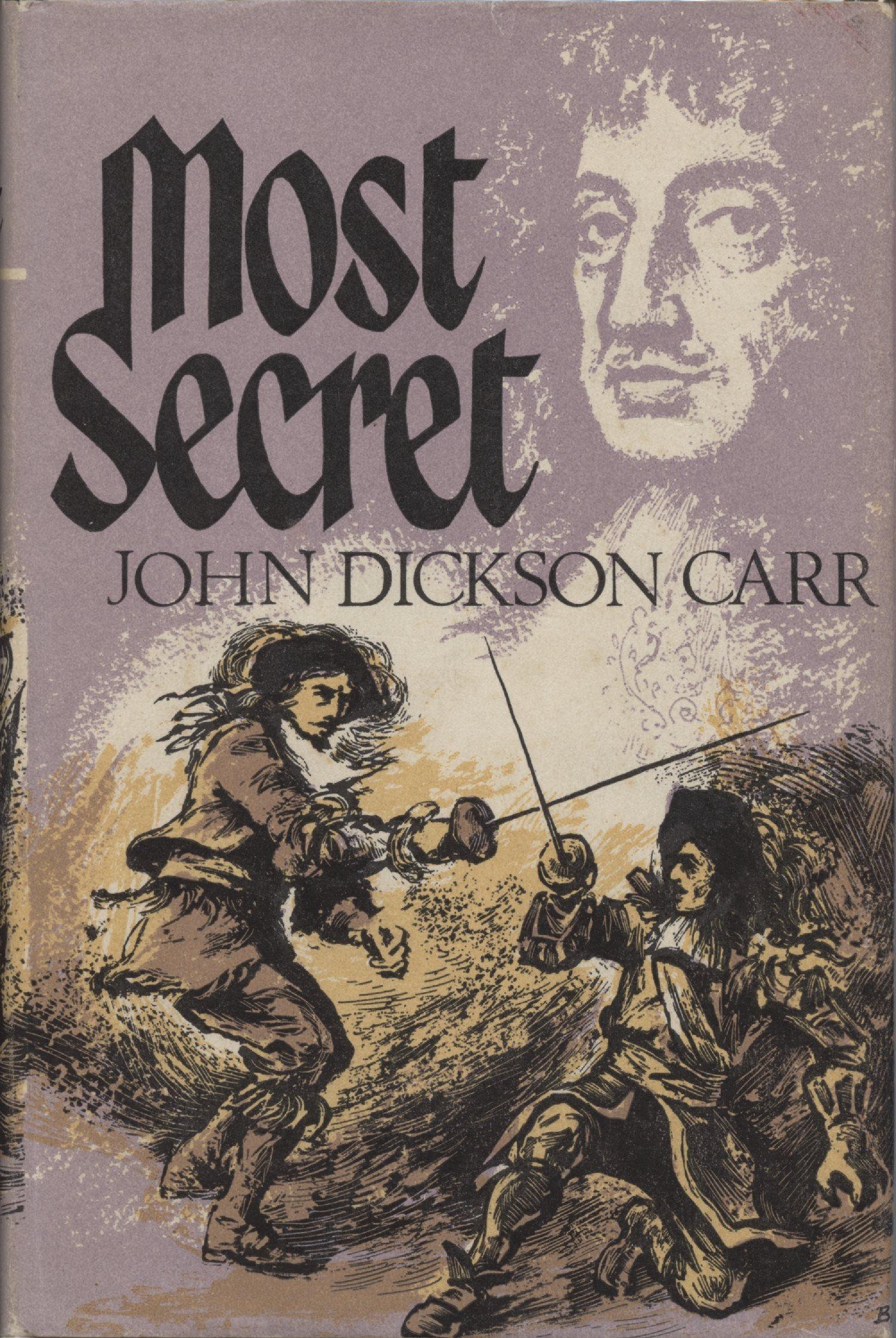 Most Secret Cover LR