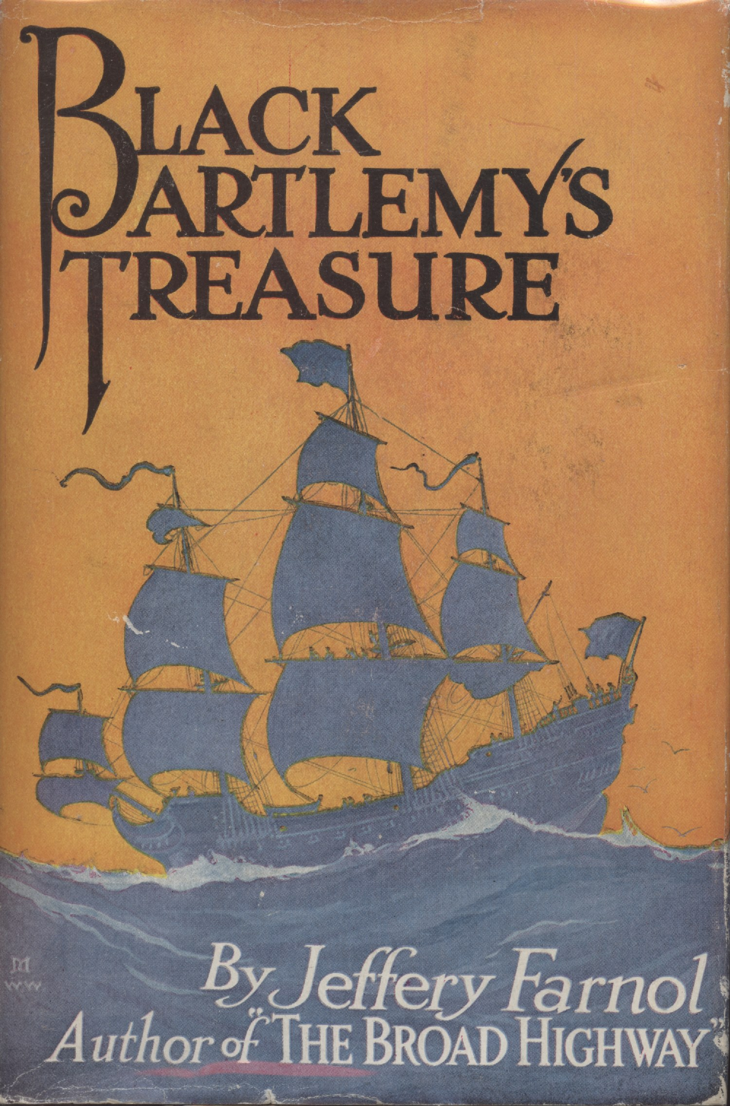 BlackBartlemy's Treasure LR