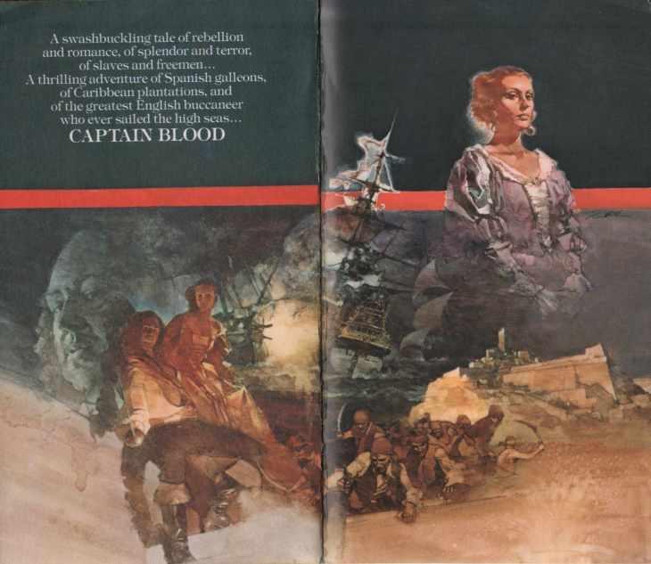 Captain Blood 1976 LR