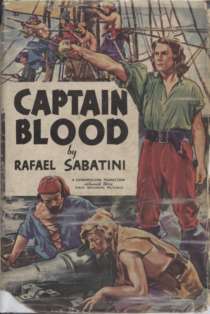 Captain Blood Flynn LR
