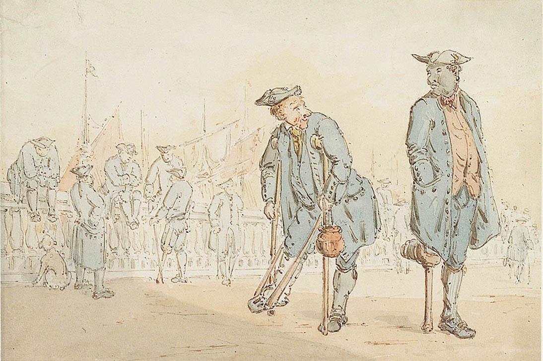 John Thurston NMM circa 1800