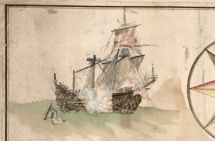New Providence Fight 1751