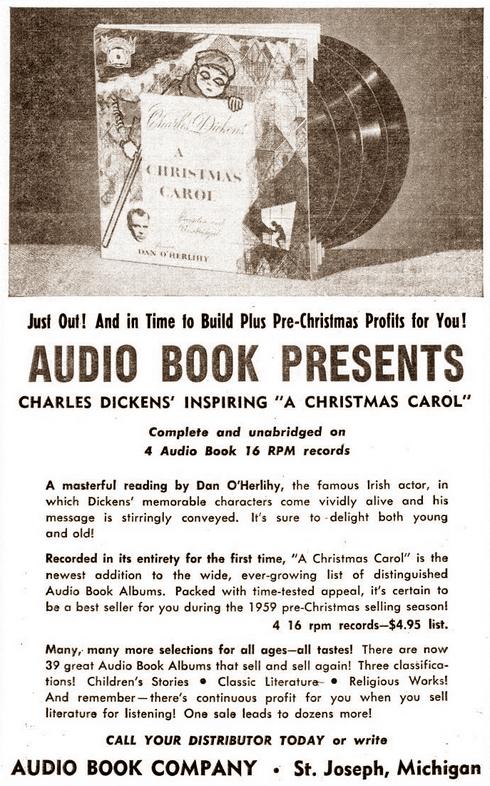 O'Herlihy Christmas Carol