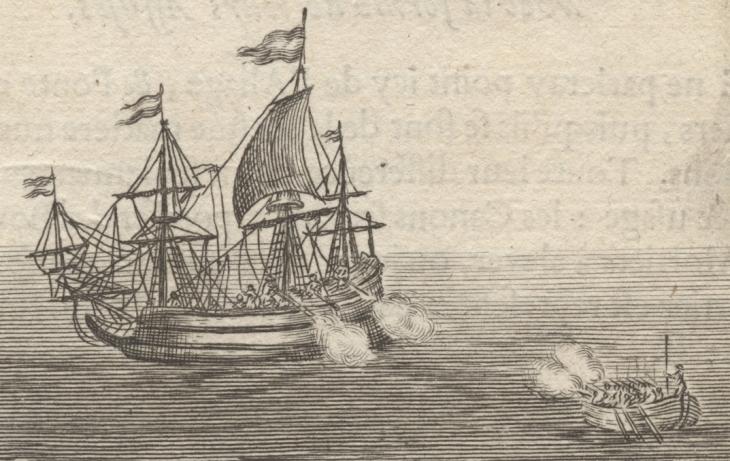 Pedreros at Sea