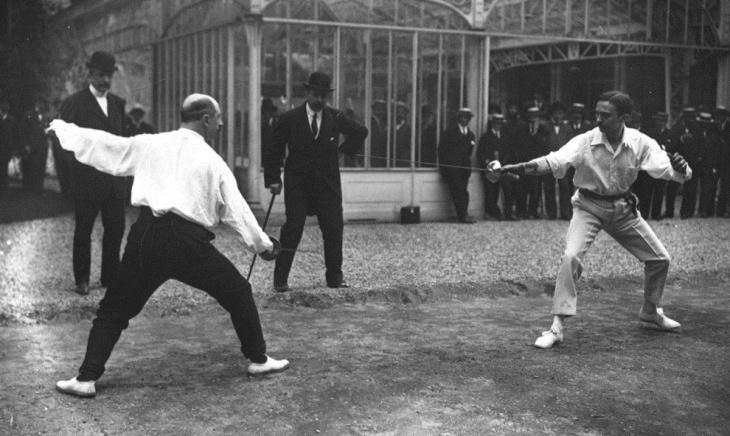 Duel Guillou versus Lacroix 1914