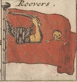 Turkish and Moorish Rovers 1711