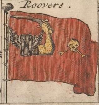 Turkish and Moorish Rovers 1711