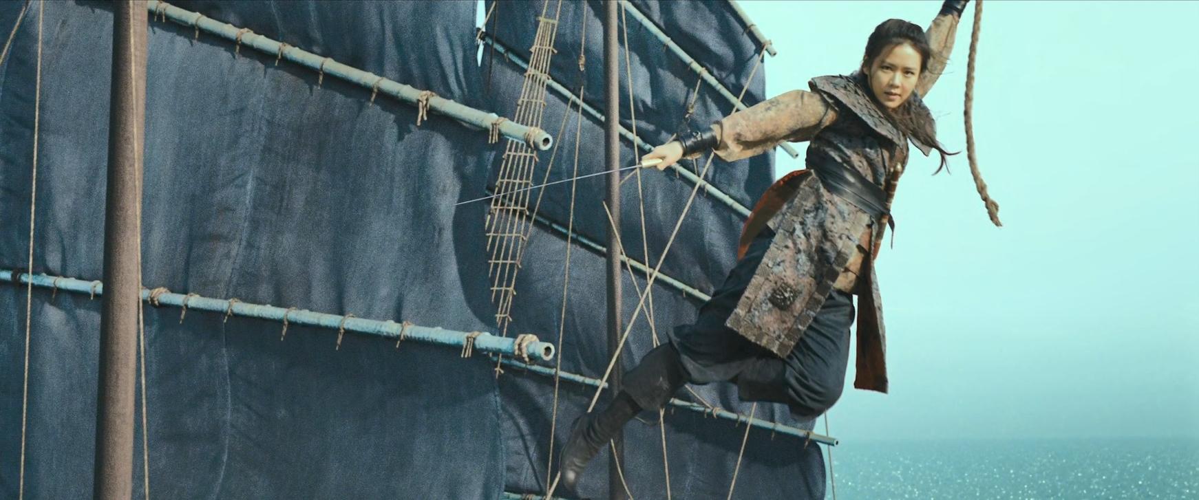 The Pirates Aloft 01