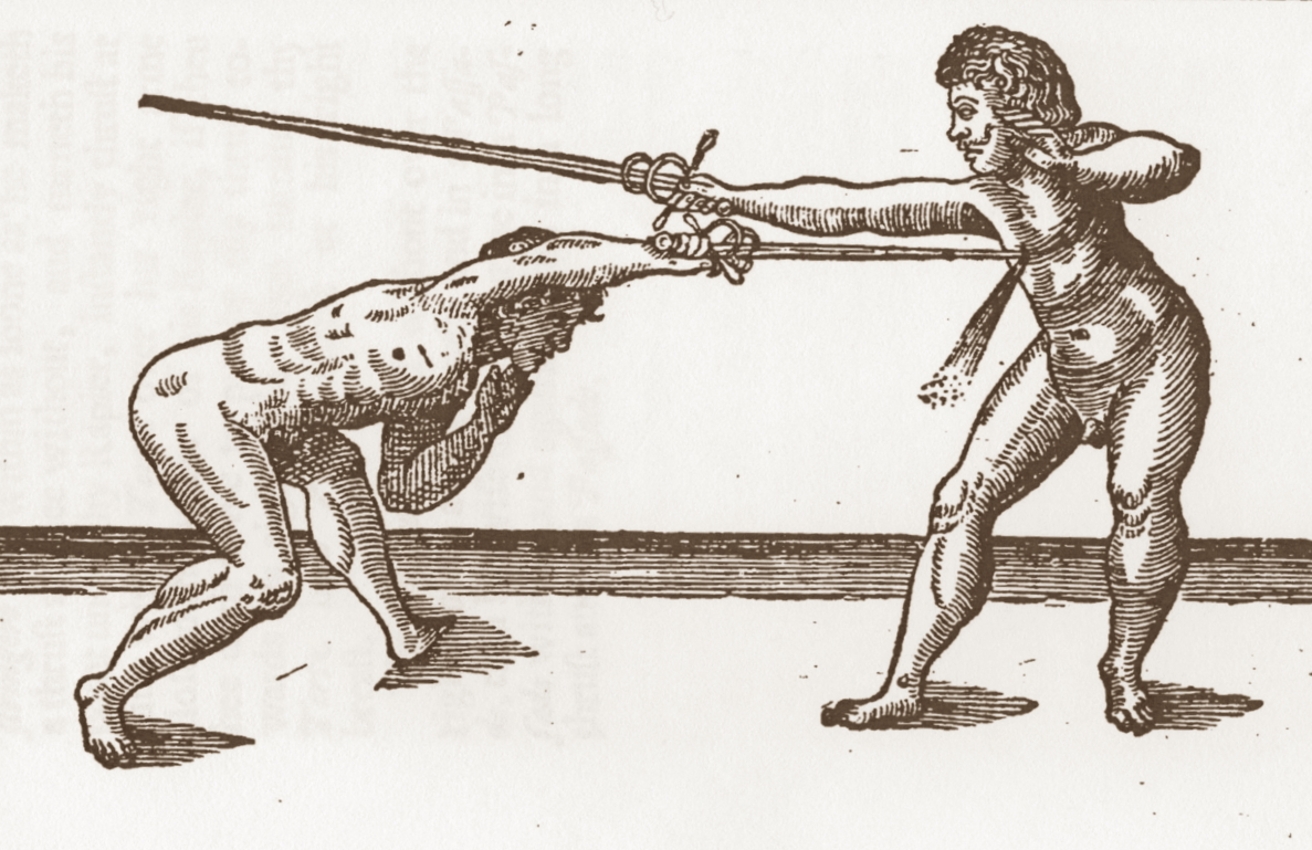 Cavalier Soldier-Poet Richard Lovelace and His Poem for a Fencing Book
